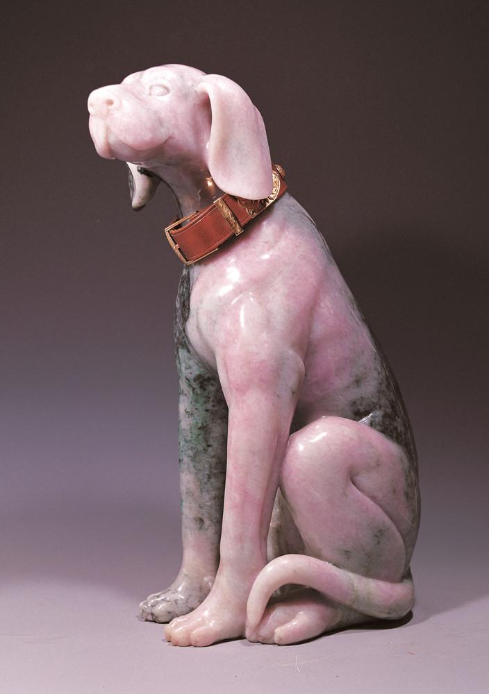 """2002年是中国玉雕石雕作品""""天工奖""""创办的第一年,此项评比活动的推出"""